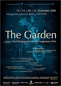 DFC-Berlin Konzerte The Garden
